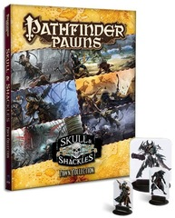 Pathfinder: Skull and Shackles Pawn Collection