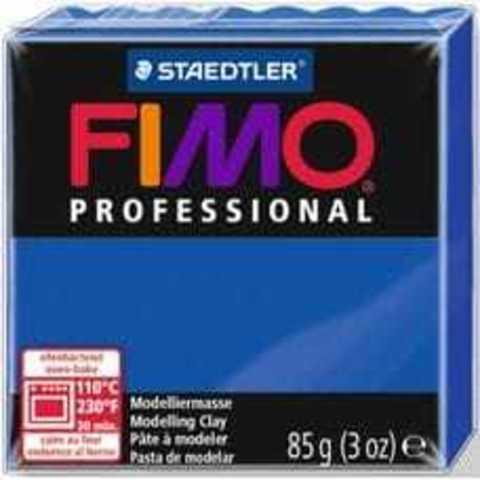 Fimo Professional цвет Fimo  ультрамарин
