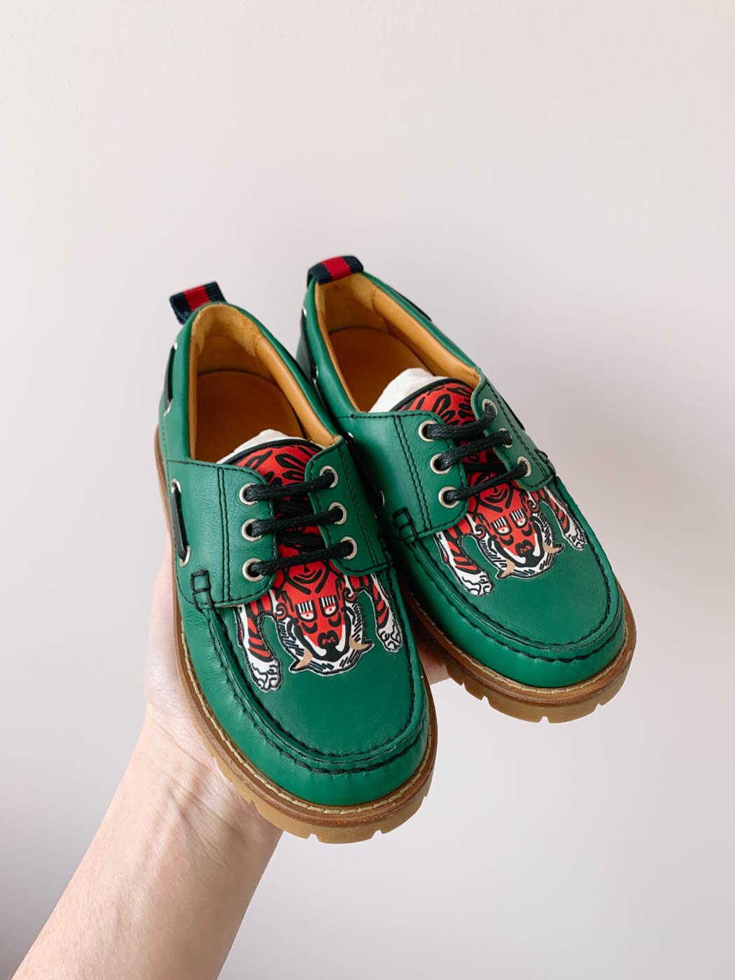 Туфли Gucci. Стелька 17,5 см