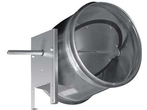 Дроссель-клапан D160 ZSK под электропривод