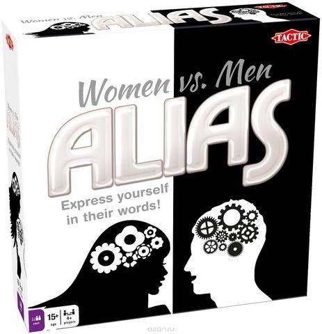 Alias Women vs Men