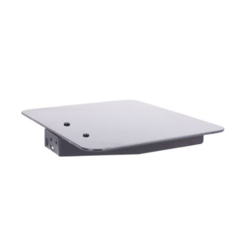 Кронштейн полка Uniteki DSN1605 белая для ресивера, DVD, приставки