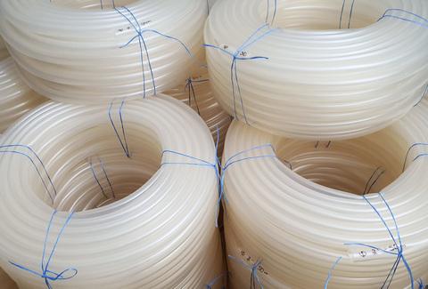 Шланг Ø 20 мм толщина стенки 3 мм прозрачный силиконовый (50 м в бухте)