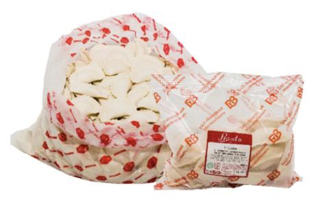 Вареники с мясом (развесные), 1 кг