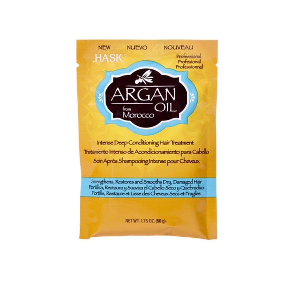 Маска восстанавливающая для волос с Аргановым маслом