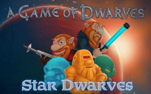 A Game of Dwarves: Star Dwarves (для ПК, цифровой ключ)