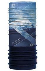 Элитная тёплая мультибандана BUFF® Mountain Collection Polar Elbrus Navy