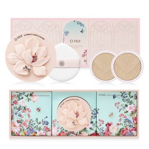 O Hui Ultimate cover lifting cushion flower edition