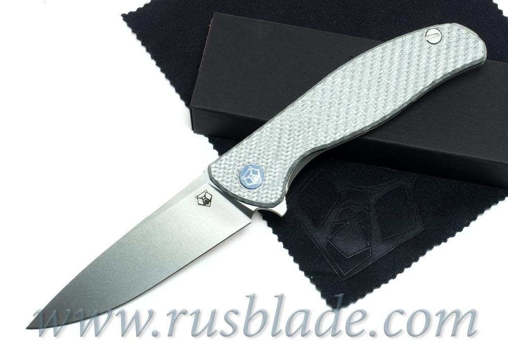 NEW 2017 Shirogorov M390 HATI-R KNIFE MRBS
