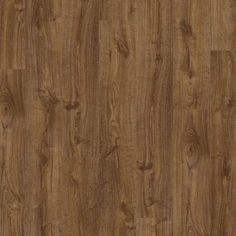 ПВХ плитка QS Pulse Click, 32 кл(PUCL40090,мм, 2,22 м2/7 шт/уп., Дуб осенний коричневый)