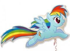 """Фигура """"Радуга"""" Арт 1 My Little Pony"""