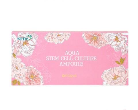 Stayve Aqua Stem Cell Culture Сыворотка для интенсивного увлажнения кожи (1 упак. 10 ампул по 8 мл.)