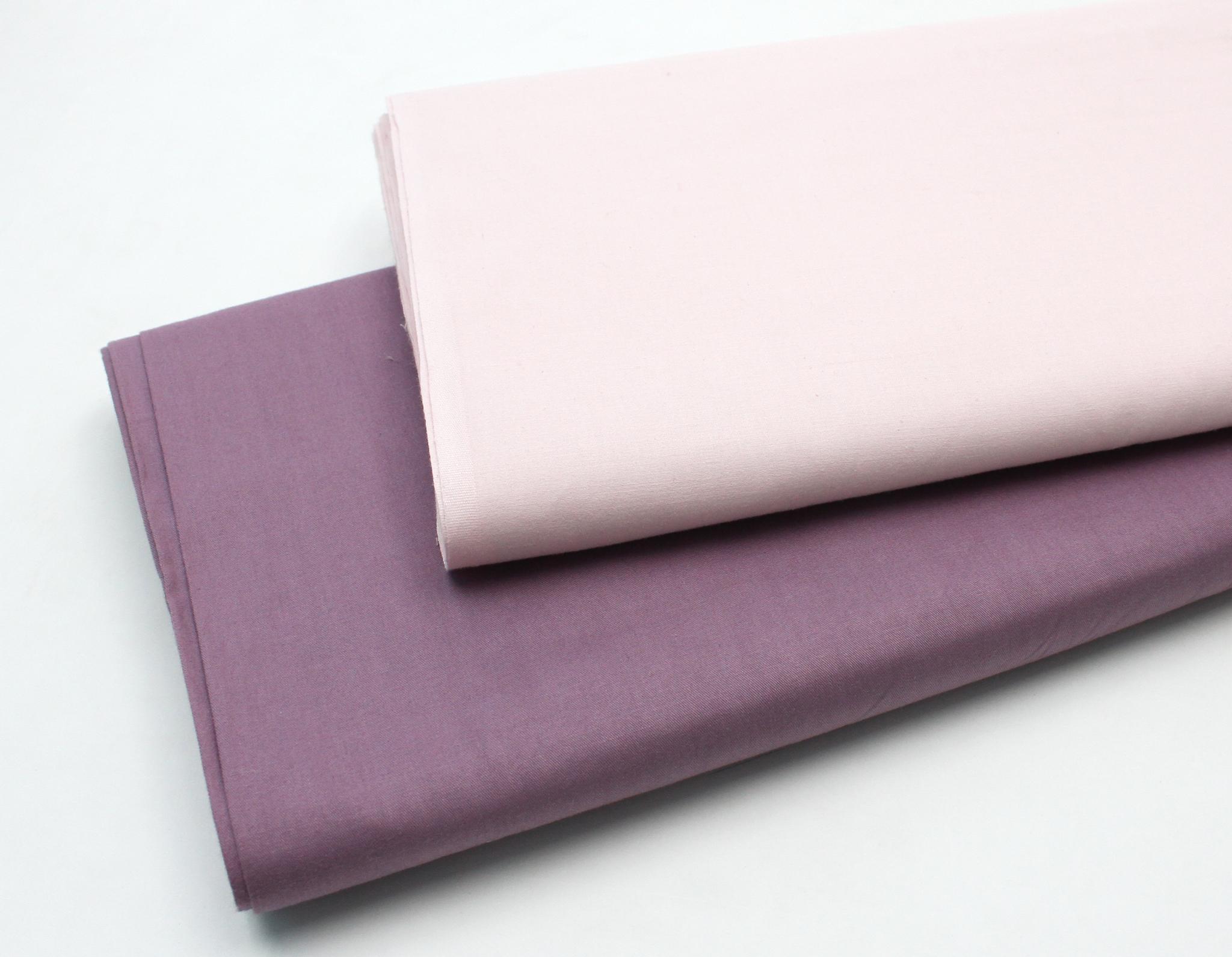 Сатин розовый оттенок2