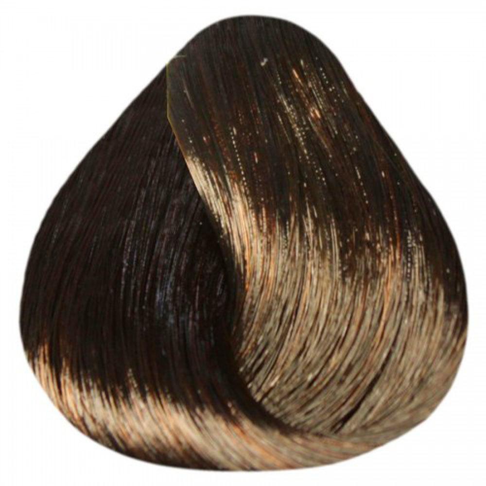 4/70 Шатен коричневый для седины - Estel краска-уход De Luxe 60 мл
