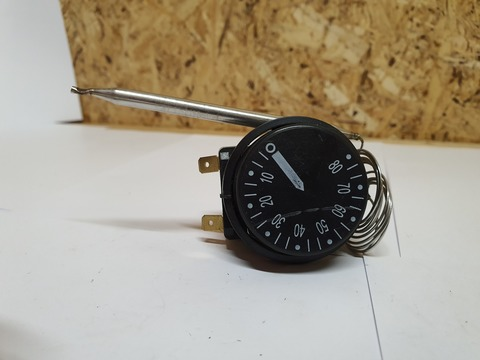 Термостат капиллярный регулируемый для электрических котлов (30 - 80°C)