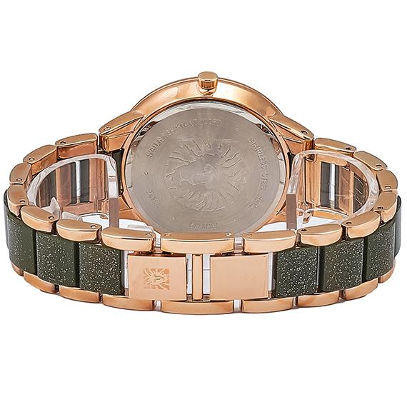 Часы наручные Anne Klein AK/1412RGOL