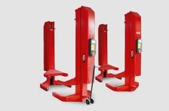 Подъемные колонны электрогидравлические передвижные MOVID 355H 6шт, BUTLER