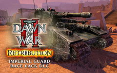 Warhammer 40,000 : Dawn of War II - Retribution - Imperial Guard Race Pack DLC (для ПК, цифровой ключ)