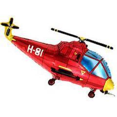F Мини-фигура, Вертолет (красный), 14