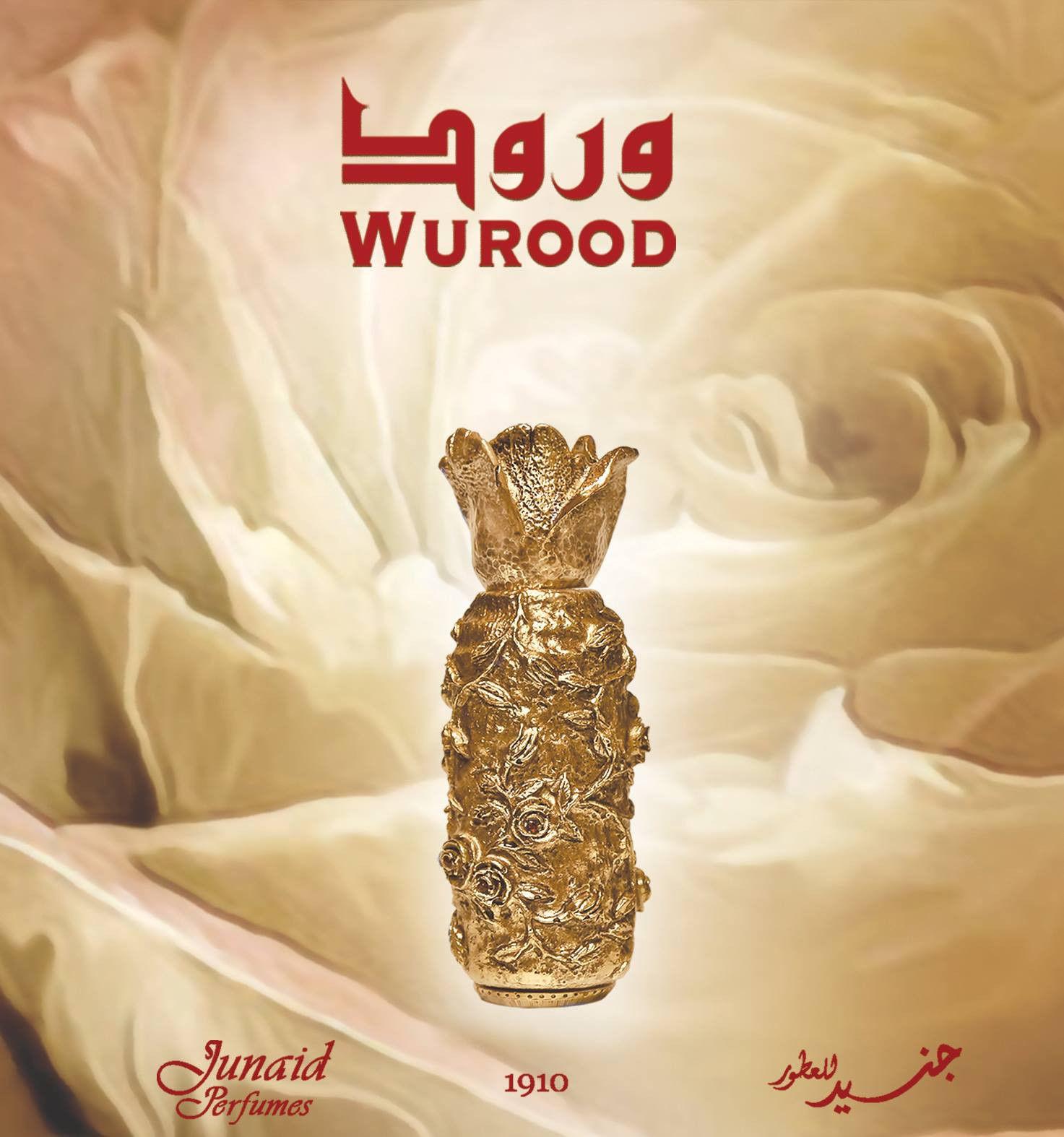 Пробник для Wurood Вуруд  1 мл спрей от Саид Джунаид Алам Syed Junaid Alam