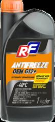17235N RUSEFF Антифриз ANTIFREEZE OEM G12+ 40 (1кг)