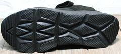 Женские осенние ботинки на толстой подошве Rifellini Rovigo 525 Black.