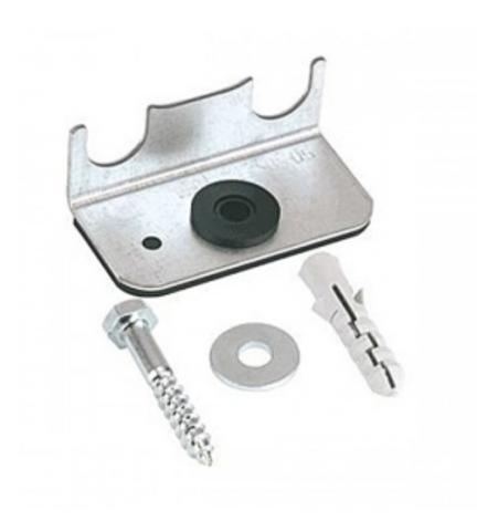 Rehau фиксирующая скоба для присоединительных трубок (12404571002)