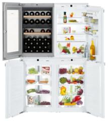 Холодильник встраиваемый Liebherr SBSWgb 64I5-20 001 фото
