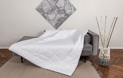 Одеяло бамбуковое стеганое 150x200 «Bamboo Grass
