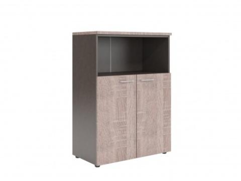 XMC 85.3 Шкаф с глухими малыми дверьми (850х410х1165)