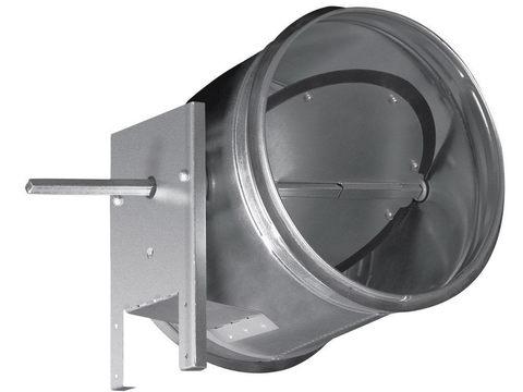 Дроссель-клапан D315 ZSK под электропривод