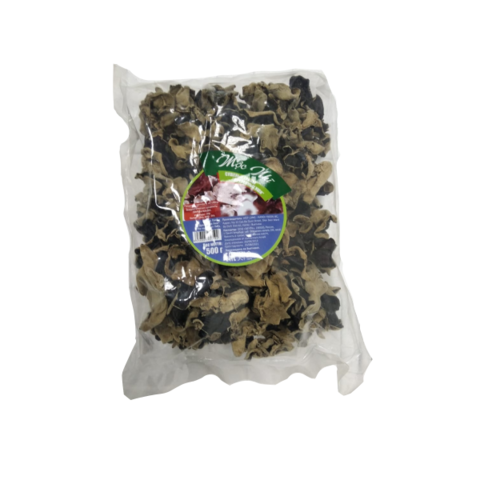 Черные грибы муэры, 500 г