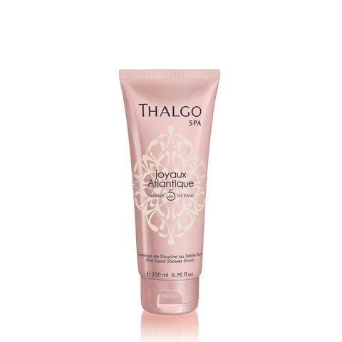 Thalgo Розовый песок гель скраб для душа Pink Sand Shower Scrub