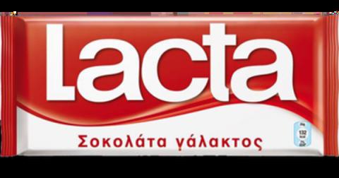 Шоколадка Lacta 100 гр