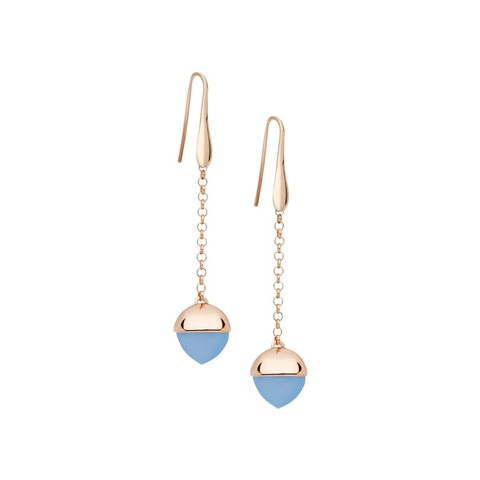 Серьги Caleida Blue XOR524RC BL/RG