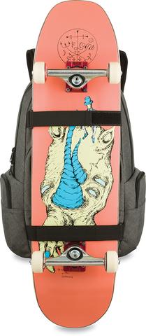 Картинка рюкзак для скейтборда Dakine Atlas 25L Carbon - 2