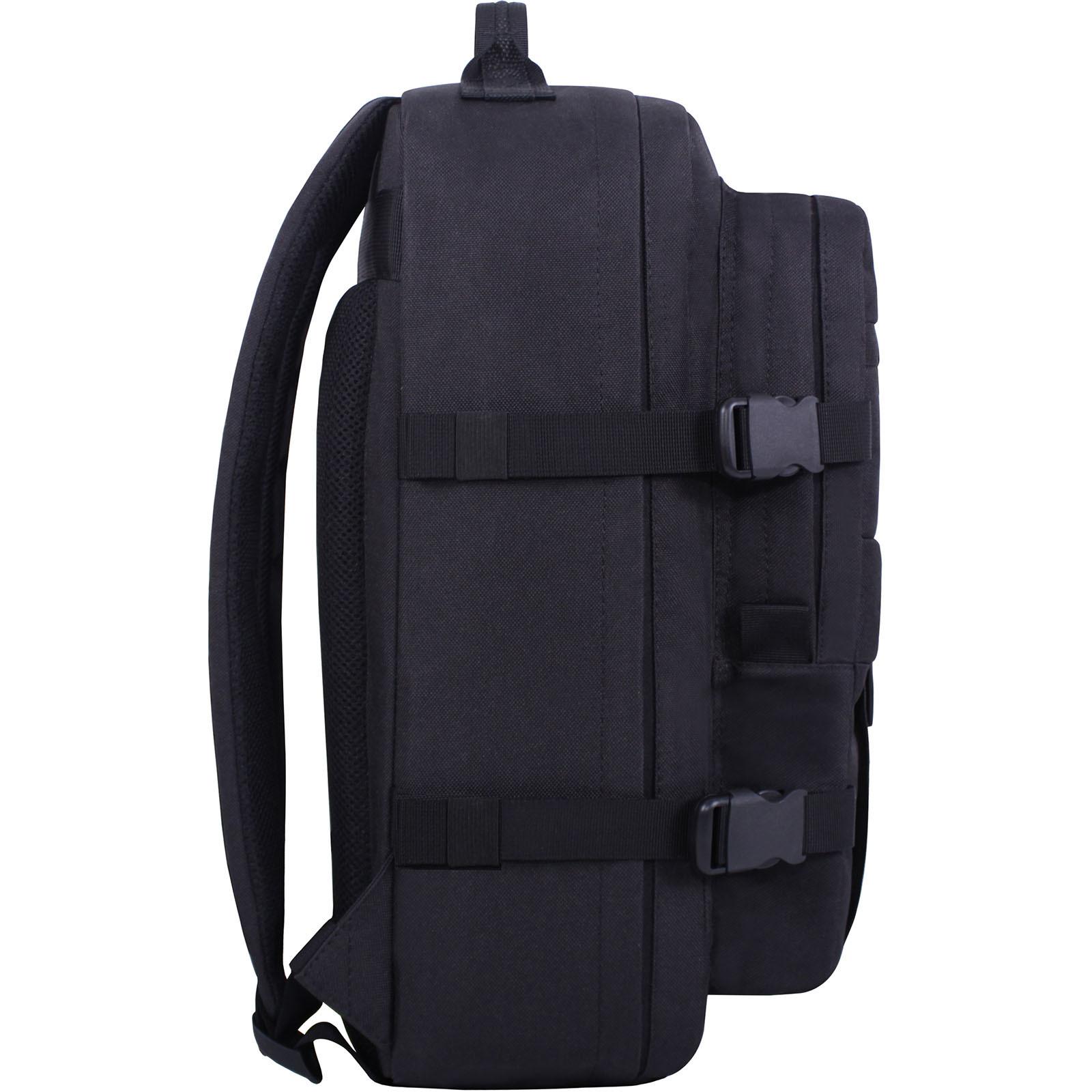 Рюкзак для ноутбука Bagland Jasper 19 л. Чёрный (0015566) фото 2