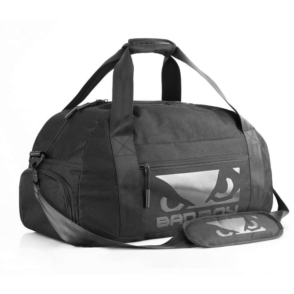 Спортивные сумки Сумка Bad Boy Eclipse Sports Bag - Black 1.jpg