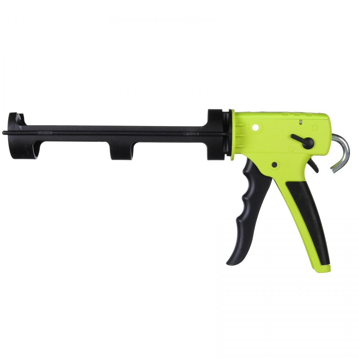 Пистолет для герметика A251/004, двухрежимный антикапля