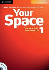 Your Space 1 Teacher's Book with Tests CD