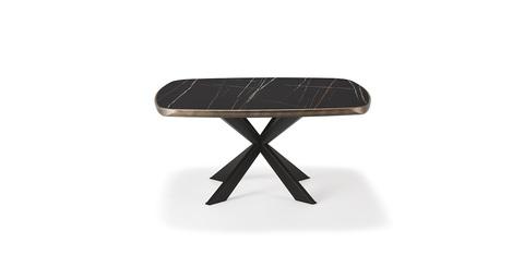 Обеденный стол spyder keramik premium, Италия