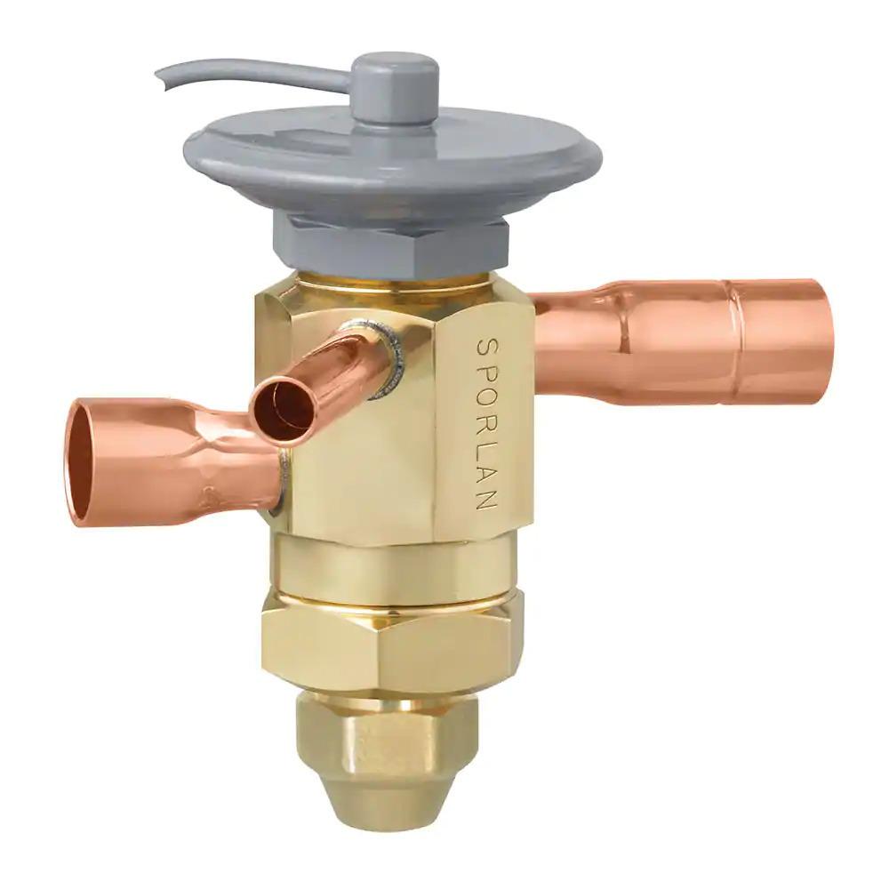Термо-расширительный вентиль (ТРВ) тип ER (Parker Sporlan)