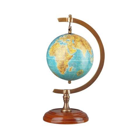 Глобус интерьерный подвесной