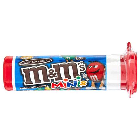 Шоколадное драже M&M's Minis с молочным шоколадом 30,6 гр