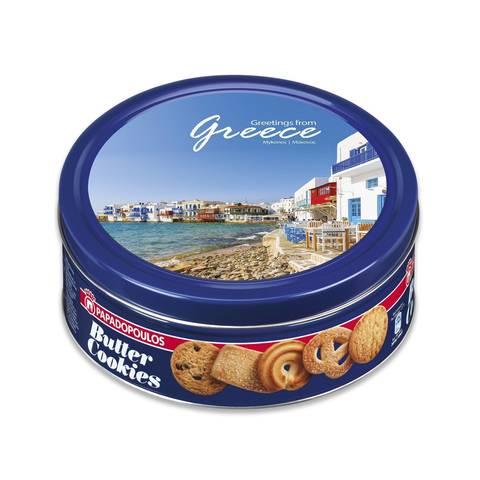 Печенье сливочное в ж/б, 454 гр.