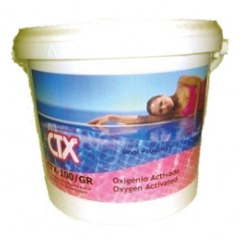 CTX-100/GR Активированный кислород в гранулах, 1кг