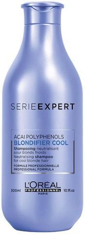 Шампунь для холодных оттенков блонд Cool, Loreal Blondifier, 300 мл.