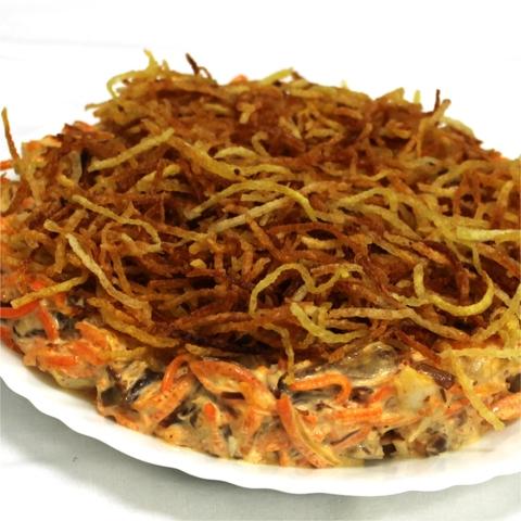 Салат Мясной хрустик 1 кг