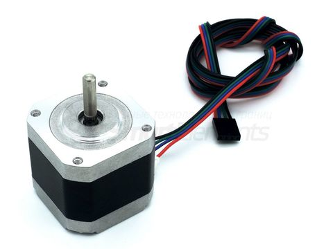 Шаговый мотор 17HS4401