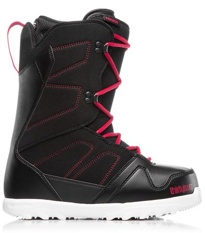 Ботинки для сноуборда ThirtyTwo Exit '18 - black/red/white
